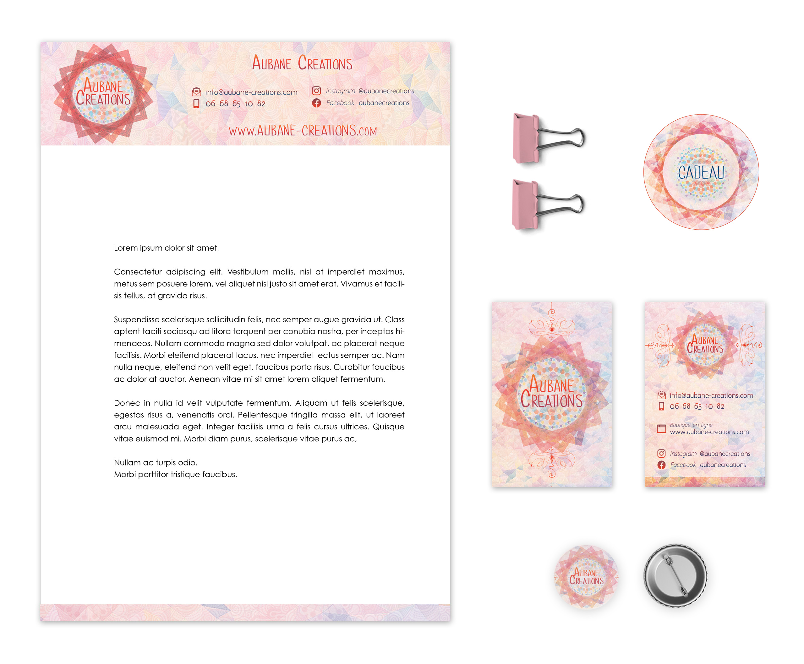 Aubane Creations - Print