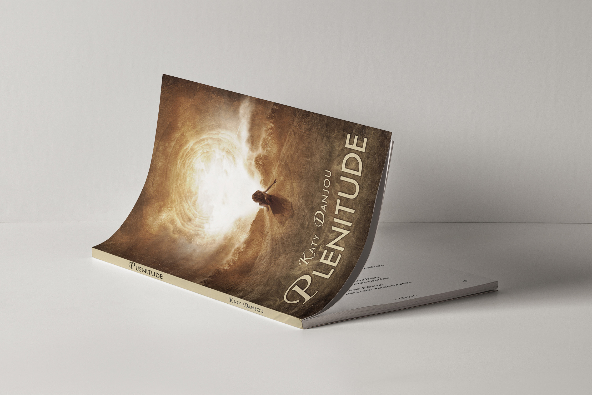 Plenitude by Katy Danjou - Cover Art