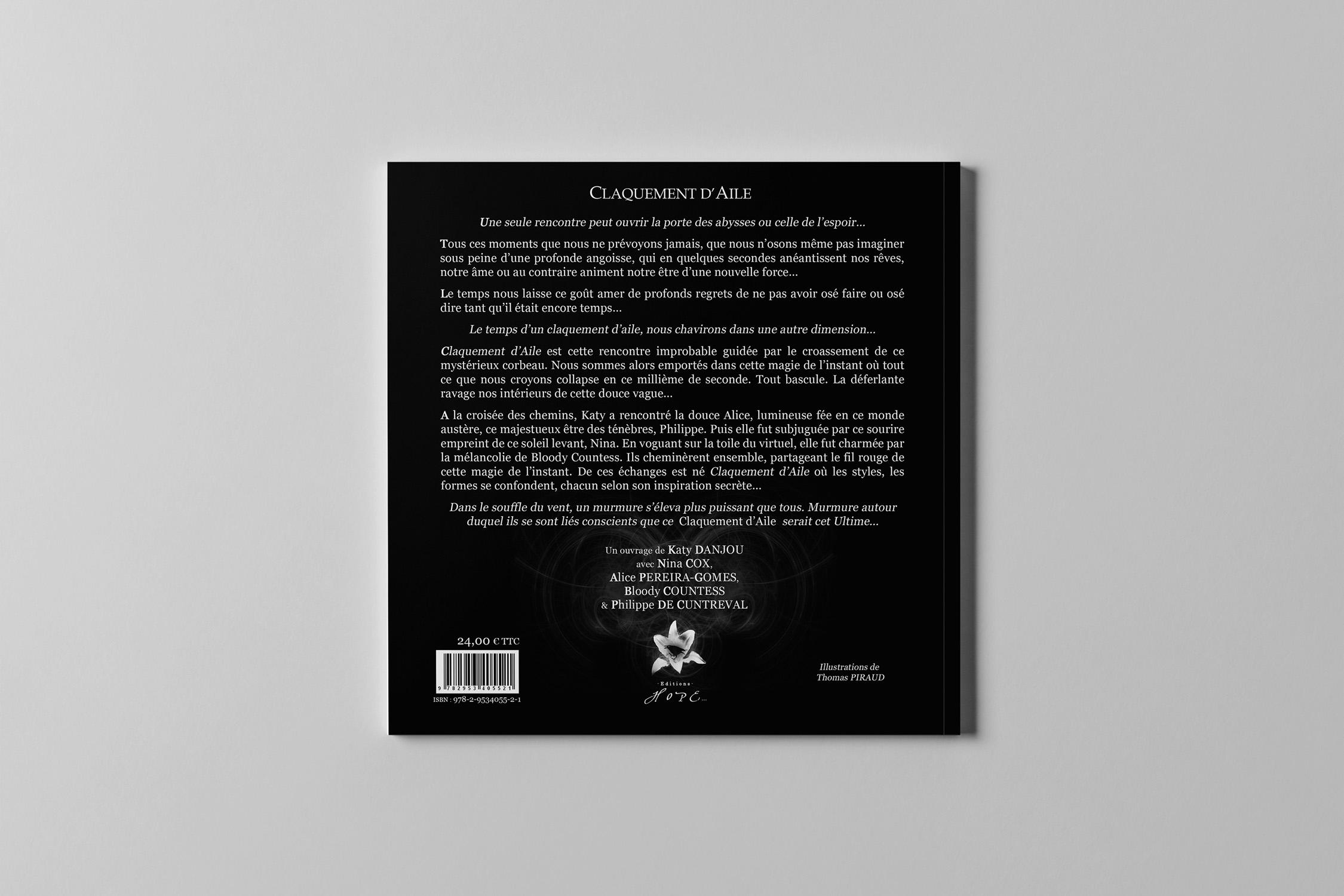 Claquement d'Aile - Cover