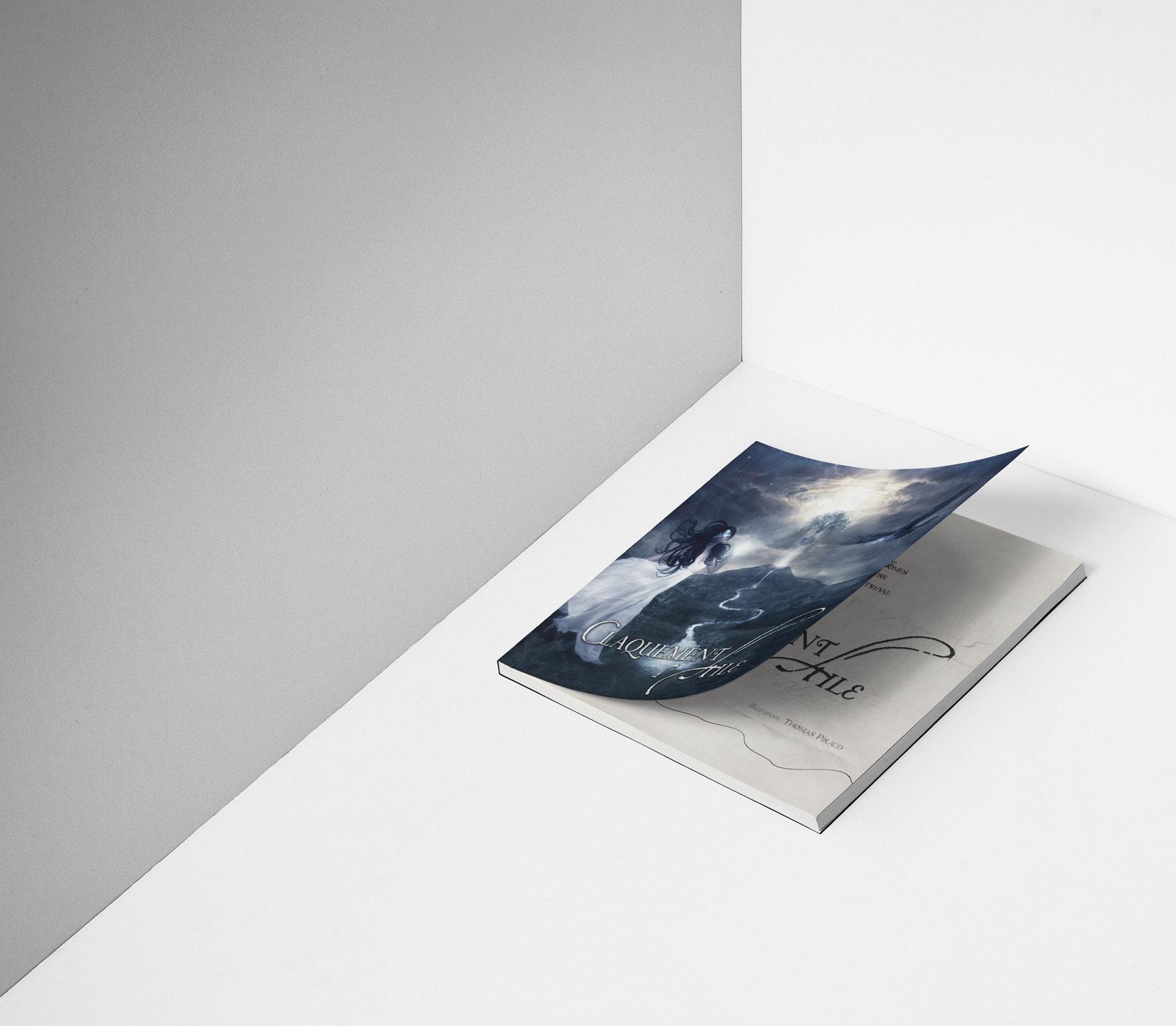 Claquement d'Aile - Cover Art