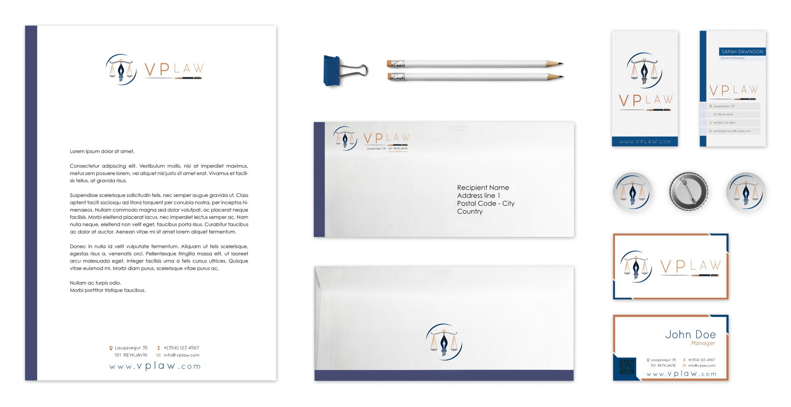 VP Law - Prints