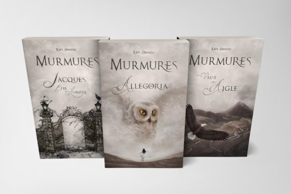 Whispers Trilogy